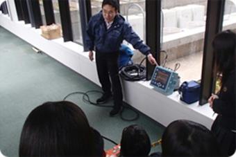 高校1年生 学外サイエンス学習 ~ 京都大学工学部桂キャンパス