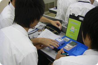 近畿大学原子力研究所へ学外サイエンス学習に行きました