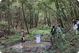 SSH第1回奈良学塾「里山の森を育てるクラブ」を開催