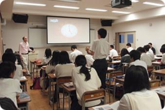 第3回SS出前講義(大阪教育大学)を受けました