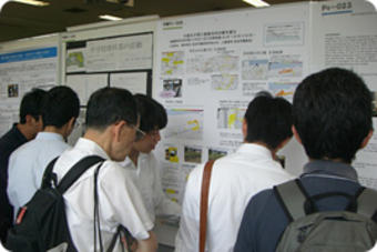 日本理科教育学会で放射線についての研究成果を発表しました!