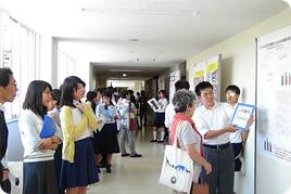 日本動物学会での発表で優秀賞を受賞