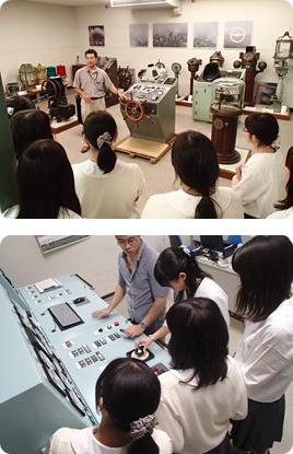 高校1年生 学外サイエンス学習 ~神戸大学 海事科学部(2)