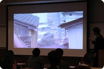 第2回SS公開講座(「南海トラフ地震」等)を開催