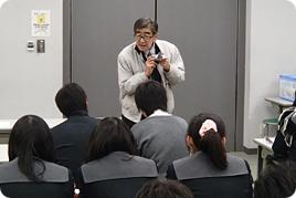 SS基礎学外サイエンス学習 関西光科学研究所