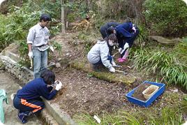 大阪府立花の文化園にてSS国内研修を行いました