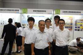 「SSH生徒研究発表会」(横浜)で熱弁