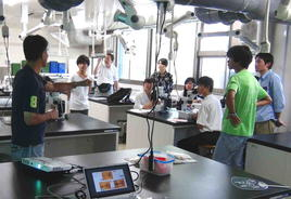 東京海洋大学での研修報告