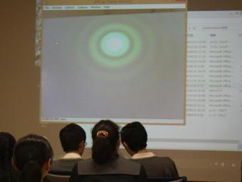 神戸大学理学部で研修