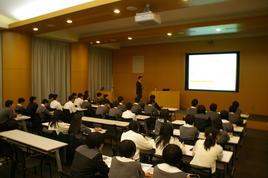 京都大学桂キャンパス 工学研究科で研修