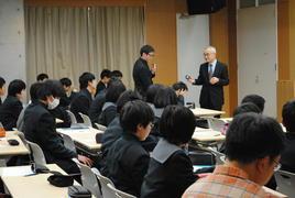 第3回SS公開講座「 ヒトの寄生虫 -寄生虫撲滅の物語と現在行われている調査- 」