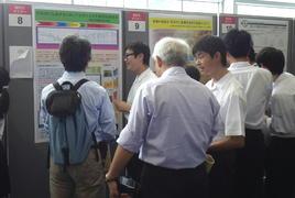 日本動物学会発表で優秀賞