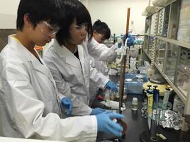 神戸大学海事科学部で研修