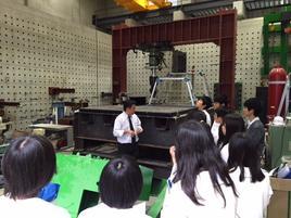 京都大学工学研究科で研修