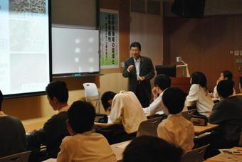 「沿岸浅海域の環境と生物多様性  」講座(佐野 東大教授)