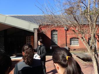 「大学構内の遺跡と文化財の科学分析」講座(奈教大)