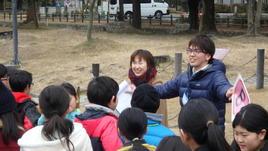 第9回近畿「子どもの水辺」交流会に参加