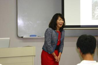 第2回SS出前講義「歯科医師と企業での就職」を開催