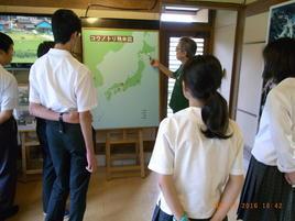 SS国内研修「コウノトリとの共生研修」を実施しました。