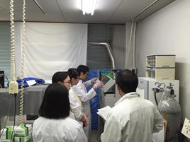 SS国内研修「神戸大 環境指標研修」を実施しました。