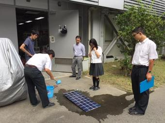 SS国内研修 大阪大学工学研究科「電気エネルギー丸ごと変換」研修を実施しました
