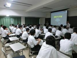 神戸大学素粒子論研究室・粒子物理学研究室で 学外サイエンス学習を実施しました