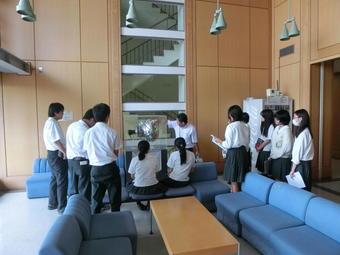 神戸大学素粒子論研究室・粒子物理学研究室で 学外サイエンス学習を実施