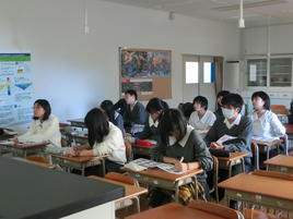 ベトナム海外サイエンス研修の事前研修を行いました。