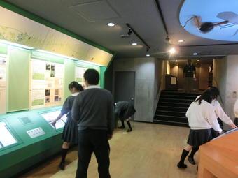 橿原昆虫館でSS基礎学外サイエンス学習を行いました。