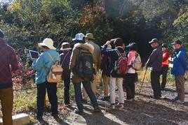 「奈良植物研究会」第335回例会が本校で開催されました