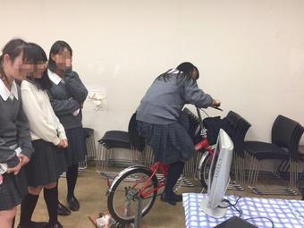 大阪教育大学でSS基礎学外サイエンス学習を行いました。