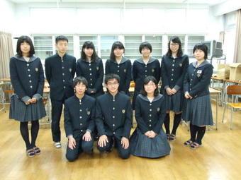 SSHベトナム海外サイエンス研修の結団式を行いました