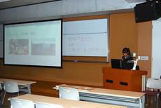 平成29年度の海外研修説明会を行いました。