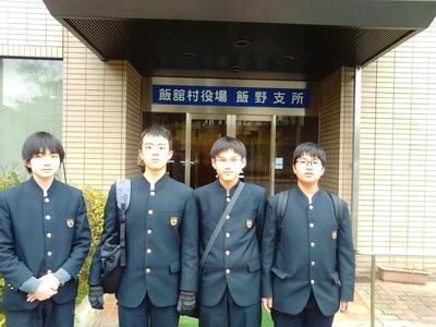 年末の福島で学んできました!