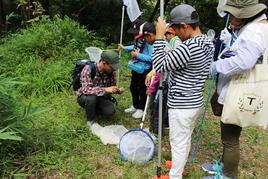 第1回奈良学塾「里山の森を育てるクラブ」を開催