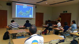 SS国内研修~「八重山諸島のサンゴの現状と未来研修」を行いました