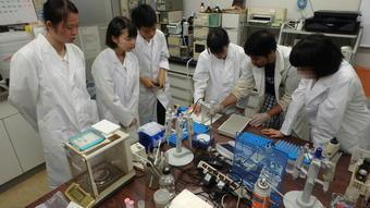SS国内研修が神戸大学海事科学部で行われました