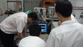 SS国内研修 大阪大学「太陽光発電に関する研修」研修を実施しました