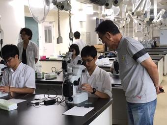 SS国内研修が東京海洋大学と葛西臨海水族園で行われました
