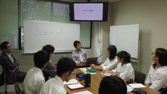 SS発展コース生徒が海外ベトナム研修の事前研修に行きました