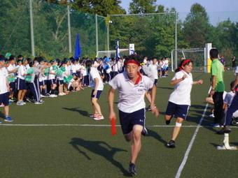 第20回中学体育大会を開催しました