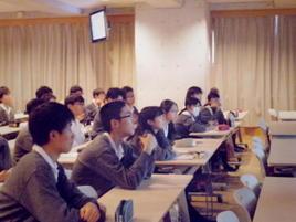 第3回 SS出前講義 「衛生学・公衆衛生学の視点から考える健康とは」を開催しました