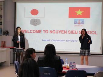 SSHベトナム海外サイエンス研修3日目