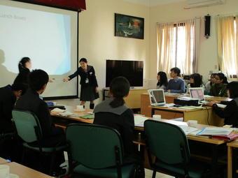 SSHベトナム海外サイエンス研修4日目