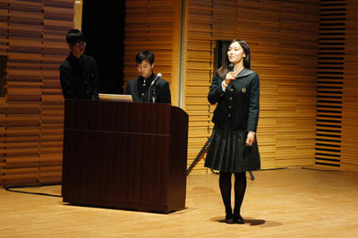 平成29年度奈良学園高等学校SSH研究発表会を開催しました