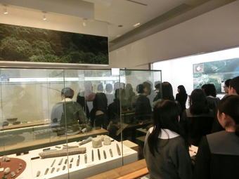 学外サイエンス学習を実施(奈良県立橿原考古学研究所)