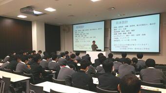 京都大学桂キャンパスで 学外サイエンス学習を実施