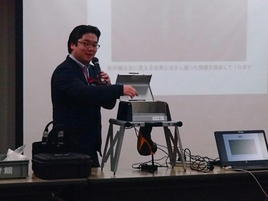 天理大学附属天理参考館で文化財の科学分析に関する学外サイエンス学習を行いました。