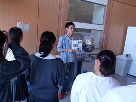 SS基礎「学外サイエンス学習」で神戸大学理学部 素粒子論研究室と粒子物理学研究室に行きました