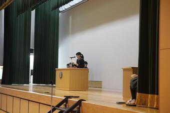 生徒大会を行いました